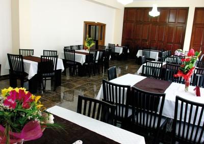 Restaurant Pensiunea Poiana Cornet