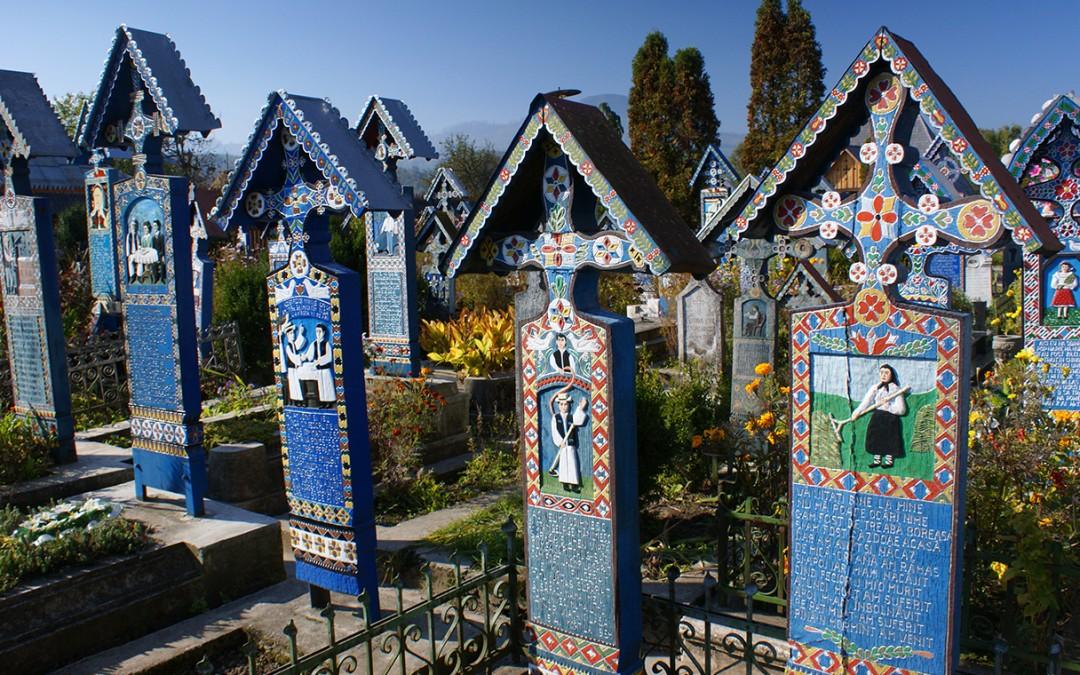 Cimitirul Vesel din Săpânţa